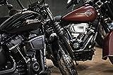 Kuryakyn 9376 Hypercharger ES Air Cleaner/Filter Kit for 2018-19 Harley-Davidson...