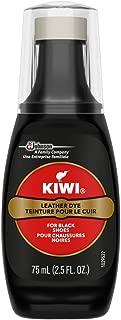 KIWI Leather Dye Black 2.5 fl oz