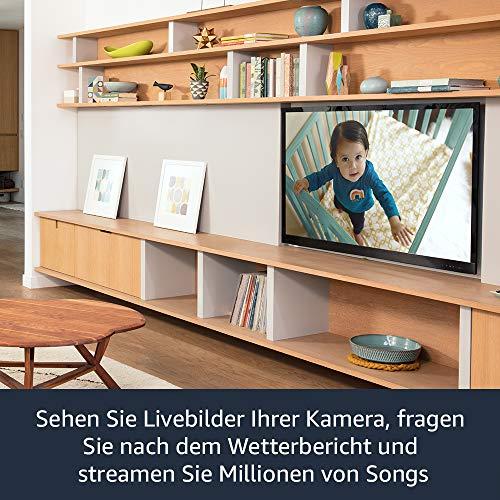 Der neue FireTVStick mit Alexa-Sprachfernbedienung (mit TV-Steuerungstasten) | HD-Streaminggerät | 2020