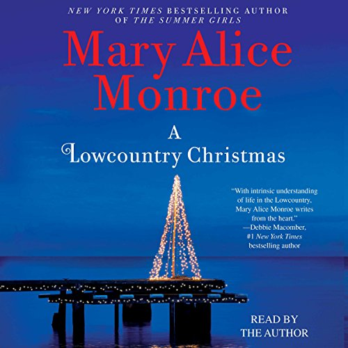A Lowcountry Christmas audiobook cover art