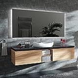 ARTTOR Espejos Pared - Espejo Baño - Decoracion Hogar - Espejos Decorativos - Muchos Tamaños - Pequeños y Grandes -...