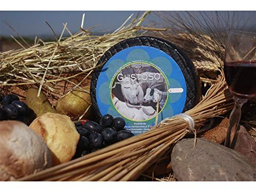 5 kg - Formaggio pecorino mistocapra prodotto dal caseificio artigianale Su Pranu Siamanna - Sardegna