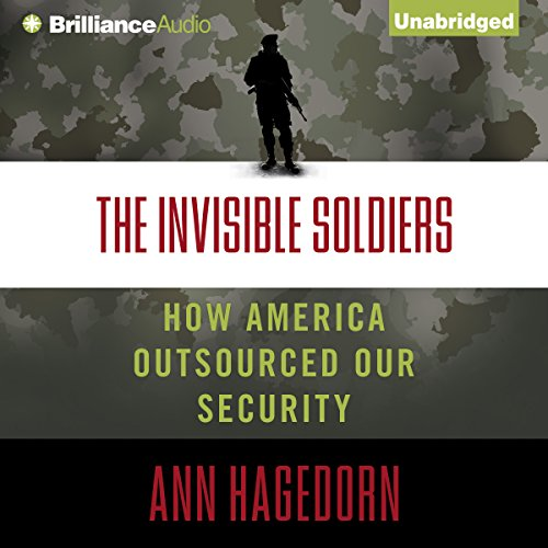 The Invisible Soldiers audiobook cover art