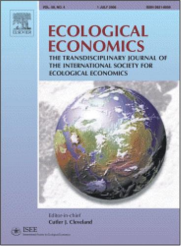 Spatiotemporal analysis of ecological footprint and biological capacity of Gansu, China 1991-2015: Down from the environmental cliff [An article from: Ecological Economics]