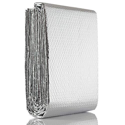 SuperFOIL RadPack lámina térmica (5m x 60cm), para ahorro de energía en...