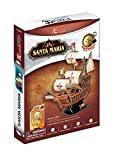 CubicFun- Puzzle 3D Carabela Santa Maria (CPA Toy Group Trading S.L. T4008h)