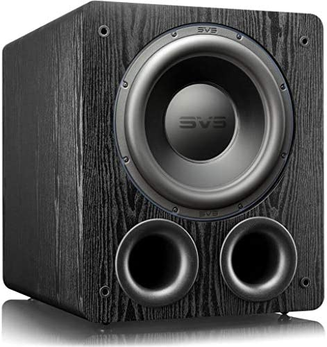 SVS PB 3000 Subwoofer 13 inch Driver 800W RMS 2 500W Peak Power DSP Control App Premium Black product image