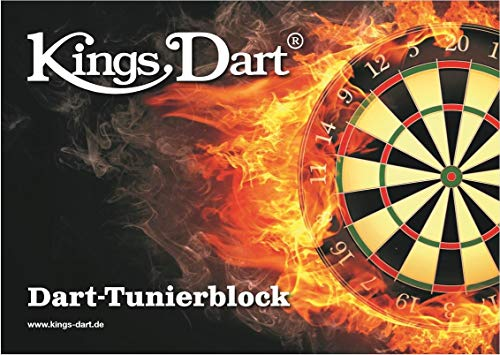Kings Dart Dart-Turnierblock