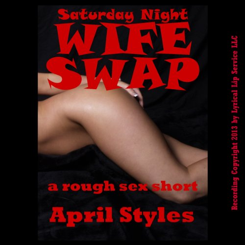 Saturday Night Wife Swap audiobook cover art