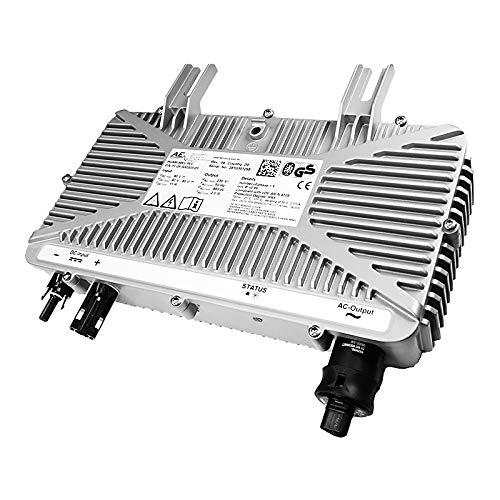 AEconversion INV350-60-EU PLC Mikrowechselrichter Direktverbrauch max. 350W PV Leistung 60V