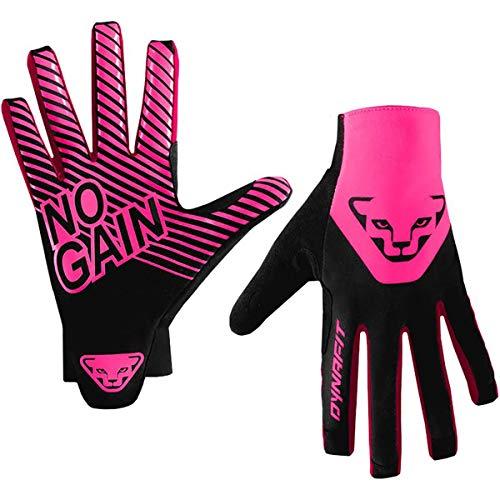 Dynafit DNA 2 Handschuhe, Erwachsene, Unisex, Pink glo/0910 (Rosa), M