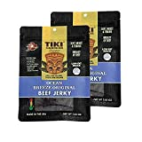 Tiki Hawaiian Gourmet Jerky | Ocean Breeze Original Beef (2-Pack)