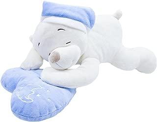 Urso Az Dorme no Coracao 42Cm, Foffylandia, Azul
