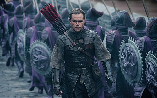 The Great Wall 3d (Blu-Ray 3d+Blu-Ray)