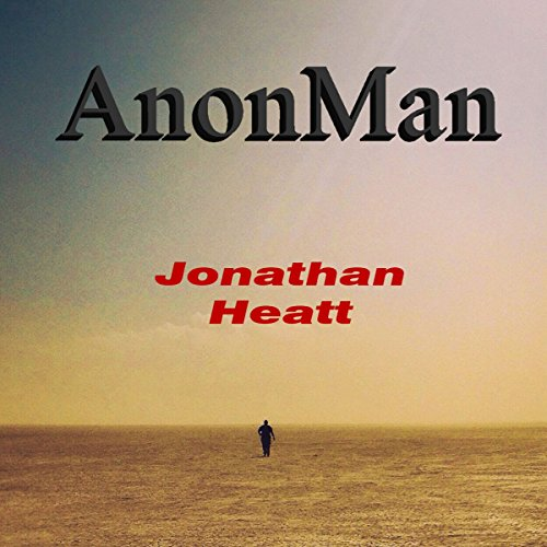 AnonMan audiobook cover art