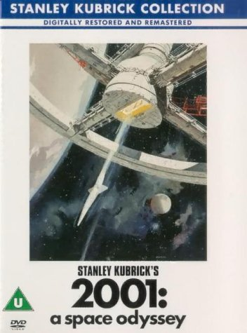 2001: A Space Odyssey [1968] [DVD]