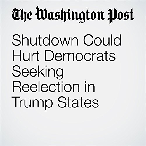 Shutdown Could Hurt Democrats Seeking Reelection in Trump States copertina