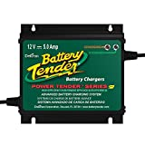 Battery Tender 022-0157-1 Waterproof 12 Volt Power Tender Plus Battery...