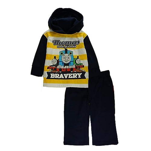9c50d481 Thomas & Friends Boys' Two-Piece Bravery Sweatsuit Set