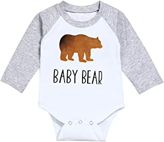 Toddler & Kids Baby Boys Long Sleeve T-Shirt Top Romper One-Piece Outfit Clothes
