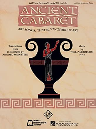 Ancient Cabaret: Art Songs, That Is, Songs About Art