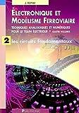 Electronique et modélisme ferroviaire, volume 2 : Les Circuits fondamentaux
