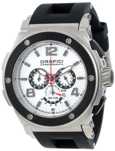 6d9f53308ae Orefici Unisex ORM1C4802 Regata Chronograph Strong Bold Powerful Italian  Watch