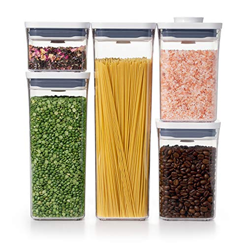 NEW OXO Good Grips 5Piece POP Container Set