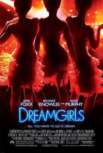 DREAMGIRLS MOVIE POSTER 2 Sided ORIGINAL 27x40 EDDIE MURPHY BEYONCE KNOWLES