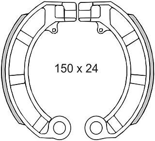 Bremsbacken Trommelbremse  passen für vorne und hinten RMS für Vespa PX 80 200   150x24mm