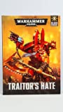 Warhammer 40,000 40K Black Crusade Traitor's Hate