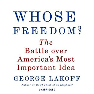 Whose Freedom? cover art