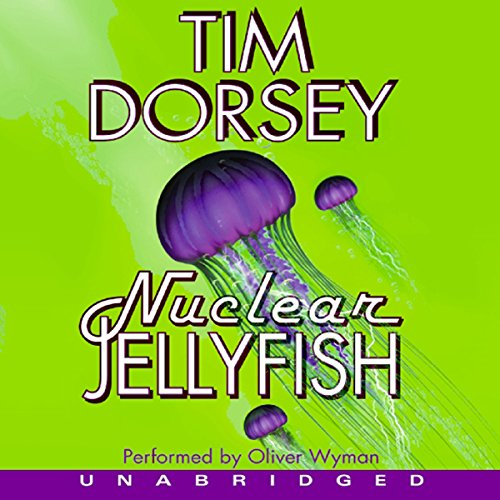 Nuclear Jellyfish audiobook cover art