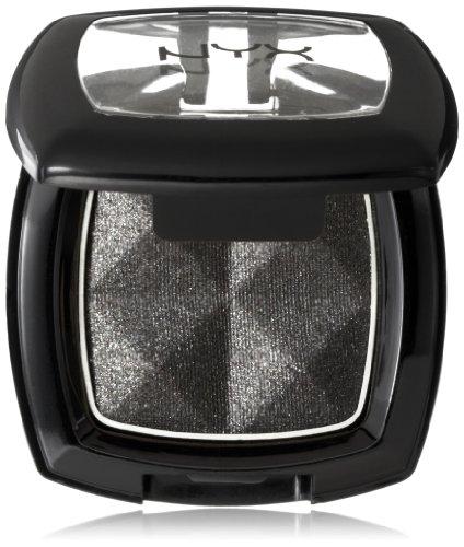 NYX Cosmetics sombra de ojos único Negro Sparkle