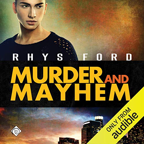 Page de couverture de Murder and Mayhem
