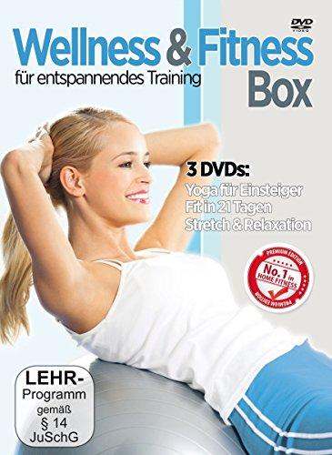 Wellness & Fitness Box [3 DVDs]
