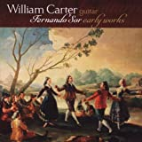 Fernando Sor - Early Works [Hybrid SACD - plays on all CD players] by William Carter (2010-02-01)