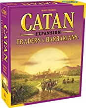 Catan Expansion: Traders & Barbarians
