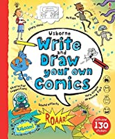 Write and Draw Your Own Comics (Write Your Own)