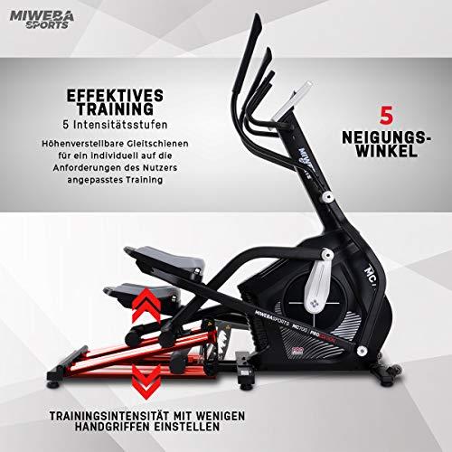 Miweba Sports Crosstrainer MC700-3