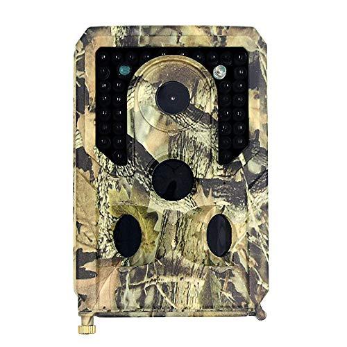 Blusea Neueste PR400 Jagdkamera 12MP 1080P Wildkamera Unterstützt 32 GB SD Card 34 pcs 940 nm IR-LEDs 15m Nachtsicht und IP54
