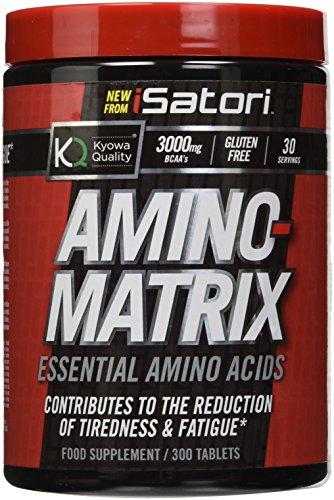Isatori AMINO MATRIX Integratore Alimentare di Aminoacidi Essenziali - 300 compresse
