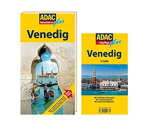 Image of ADAC Reiseführer plus Venedig: Mit extra Karte zum Herausnehmen