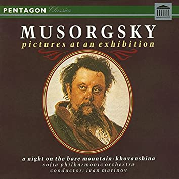 "Mussorgsky: Pictures at an Exhibition - A Night on Bare Mountain - Prelude & Dance of the Persian Slaves from ""Khovanshchina"""