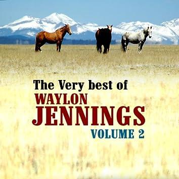 The Very Best Of Waylon Jennings Volume 2