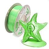 RepRapper 1kg グリーン シルク PLA 3Dプリンターフィラメント 1.75mm