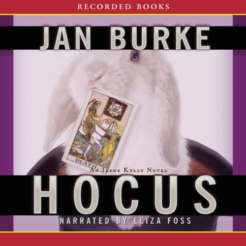 Hocus audiobook cover art