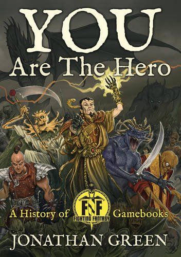 You Are The Hero by Jonathan Green