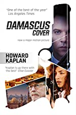 The Damascus Cover (The Jerusalem Spy Series)