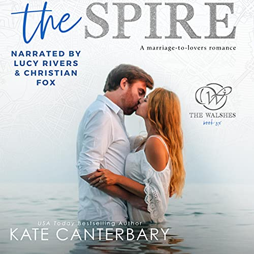 The Spire cover art